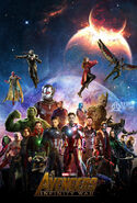 Avengers infinity war poster 19 7 by tycustoms-dbgxtm7