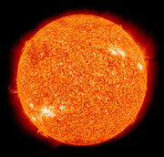 The Sun by the Atmospheric Imaging Assembly of NASA's Solar Dynamics Observatory - 20100819