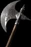 Crescent-axe