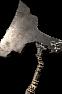 Guillotine-axe