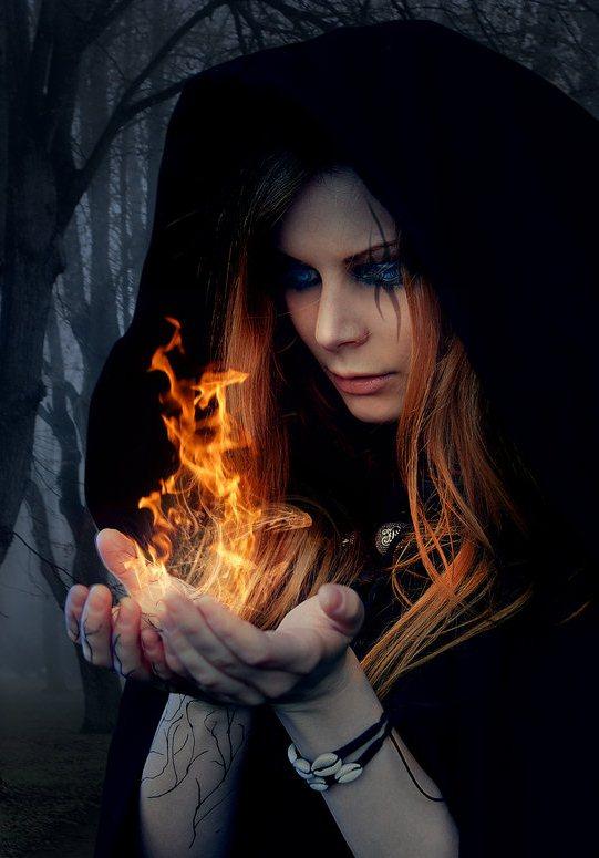 Image Witch fire spelljpg All Souls Trilogy Wiki FANDOM