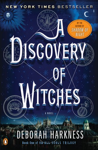 Image result for A Discovery of Witches: A Novel (All Souls Trilogy, Book 1)
