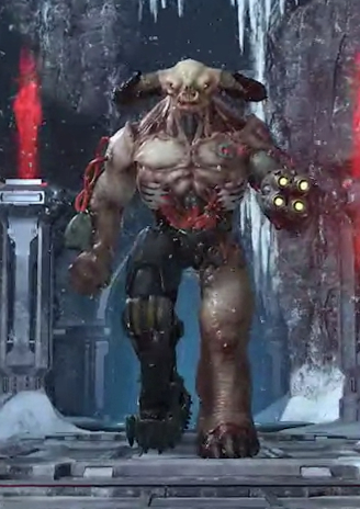 Cyberdemon (Doom Eternal)