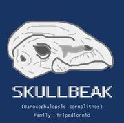 Skullbeak Skull