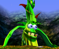 Giant Beanstalk (Donkey Kong Country)
