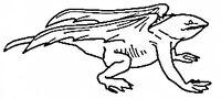 Da'nor Flying Lizard Full