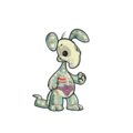 Blumaroo (Neopets) Transparent