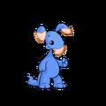 Blumaroo (Neopets) Blue