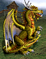 Gold Dragon (Heroes III)