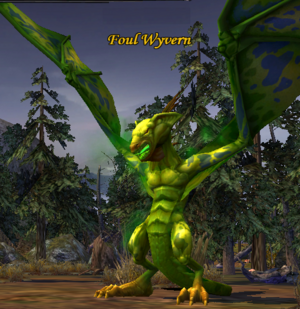 Foul Wyvern (Heroes V)