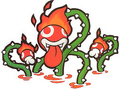 Lava Piranha (Super Mario Bros)
