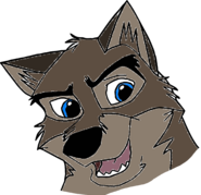 Balto-Wolf-Smile-Coloring-Page