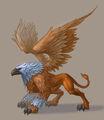 Griffin (Heroes V) Concept