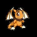Shoyru (Neopets) Tyrannian