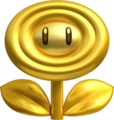 Gold Flower (Super Mario Bros)