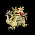 Grarrl (Neopets) Mutant