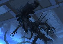Alien Queen Ruwwe