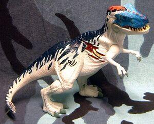Arctic T-rex