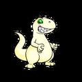 Grarrl (Neopets) White