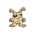 Grundo (Neopets) Tyrannian