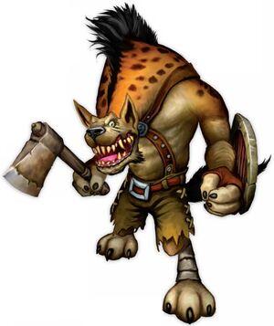 Gnoll (Warcraft)