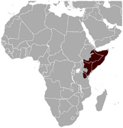 Gerenuk Range
