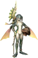 Ocean Zora (Twilight Princess)