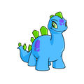 Chomby (Neopets) Blue