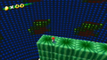 Watermelon Block (Super Mario Bros)