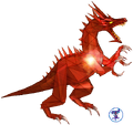 Crystal Dragon (Heroes III)