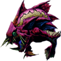 Gyorg (Majora's Mask) Art