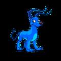 Gelert (Neopets) Blue
