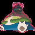 Gigantamax Snorlax