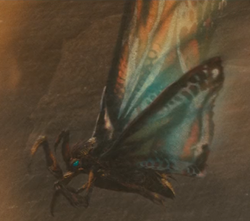 Mothra MonsterVerse