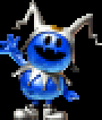 SMT SH blue hawaii frost sprite