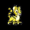 Kougra (Neopets) Tyrannian