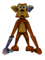 Monkey (Crash Bandicoot)