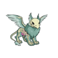 Eyrie (Neopets) Transparent