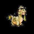 Gnorbu (Neopets) Mutant
