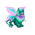Eyrie (Neopets) Faerie