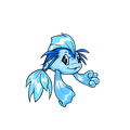 Koi (Neopets) Blue