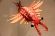 Gfp-anomalocaris-predator