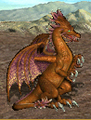 Rust Dragon (Heroes III)