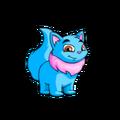 Wocky (Neopets) Blue