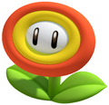Fire Flower SM3DS
