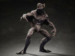 Humanoid Bat