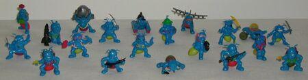 Army Ant Blue Army
