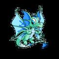 Draik (Neopets) Faerie
