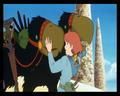 Horseclaws with Nausicaa