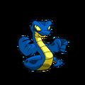 Hissi (Neopets) Blue